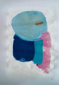 Dolce, 100x70 cm, 2015